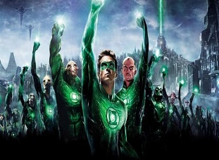 New Green Lantern movie