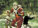 Adam Strange/ Future Quest Annual #1 from DC Comics