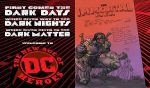DC shines light on Dark Matter, as six new DC universe titles are set for release