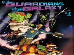 All New Guardians Of Galaxy #1 from Marvel Comics