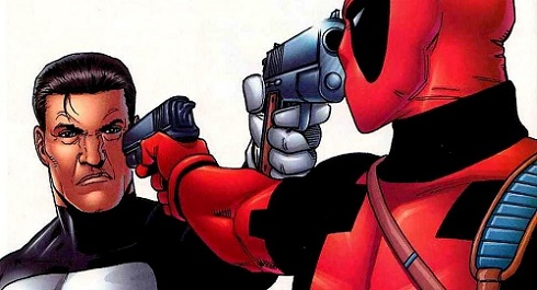 Punisher and Deadpool 2