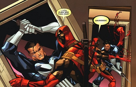 punisher and deadpool 3