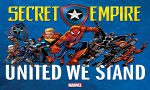 Review of Marvel's new release: Secret Empire #1