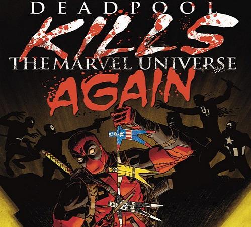 deadpool universe