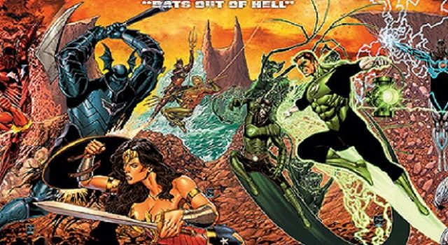 Dark Nights: Metal Tie-ins are Coming in Bats out of Hell