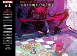 Generations Morales & Parker Spider-Man #1 from Brian Michael Bendis and Ramon Perez