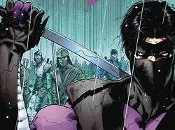 Ninja-K #1 Begins a New Comic Series from Valiant