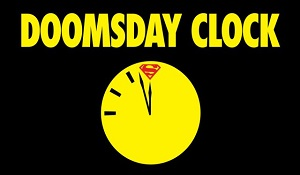 Watchmen return in Doomsday Clock from Geoff Johns and DC Comics